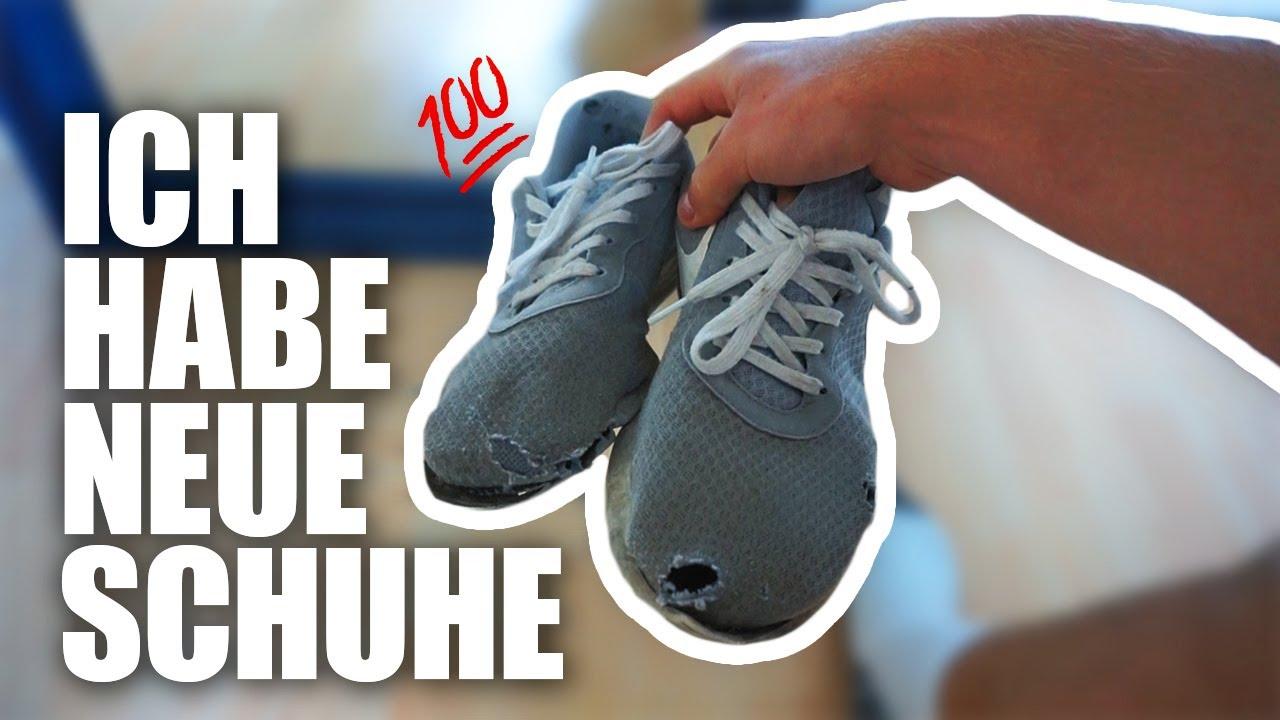 Ich habe neue Schuhe - YouTube