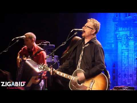 Flogging Molly performs Salty Dog at The Music Box in Los Angeles, CA