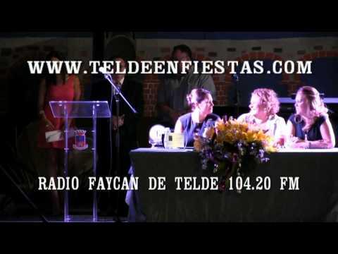 Reconocimiento Institucional a Agustin Cabrera Santana M I  Ayunt  de Telde 23 8 2013