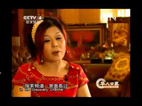 Sissi Zhang CCTV interview