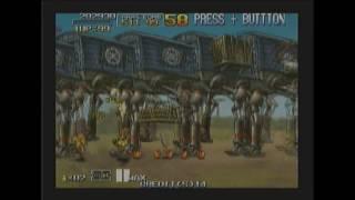Metal Slug 6: Mission 1