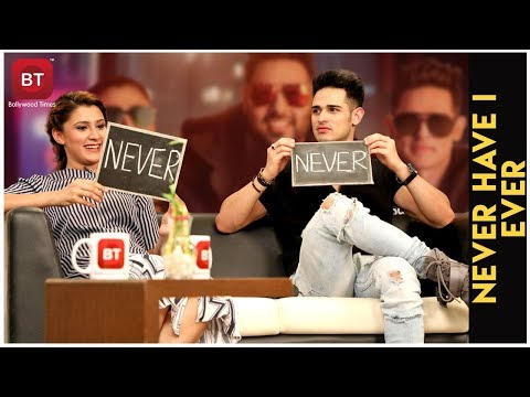 Buzz Song Starcast Priyank Sharma & Aastha Gill Most Enthralling Never Have I Ever