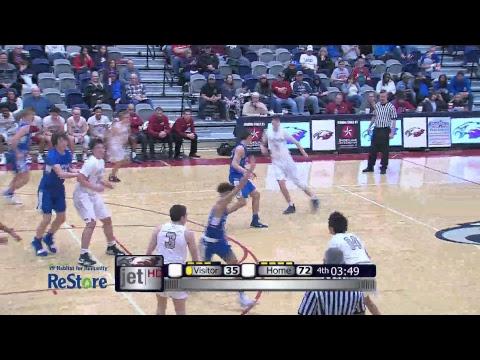 Joplin High School Boys VS Carthage Basketball