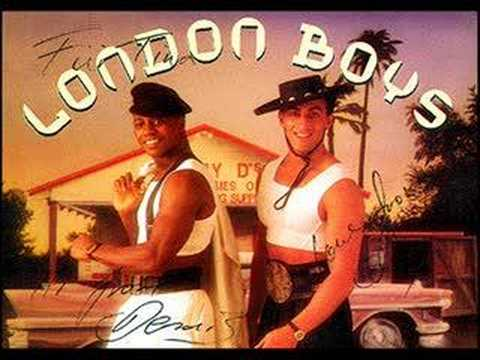 London Boys - Kimbaley (My Ma-Mama Say)