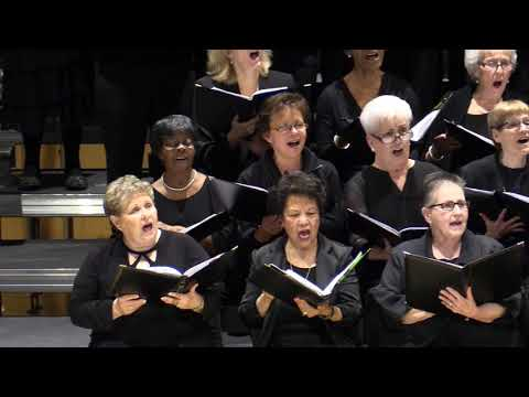 Anne Arundel Community College Encore Chorale at Maryland Hall December 21, 2019