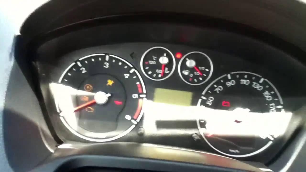 Ford Fiesta Mk6 - Checking