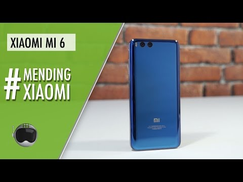 Xiaomi Mi 6 Hands-on Indonesia