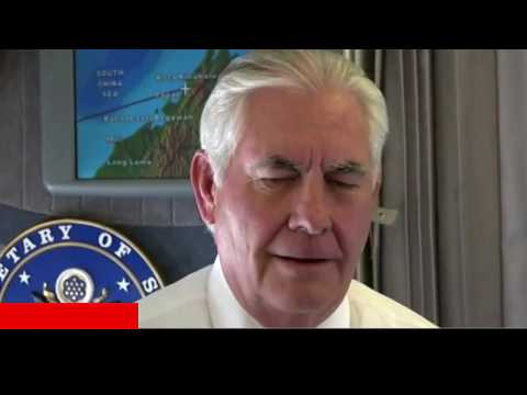 Rex Tillerson on President Trump's fire and fury statement & North Korea Threats 8/9/2017 - Duur: 6:13.