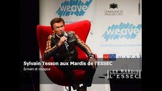 Sylvain Tesson aux Mardis de l'ESSEC
