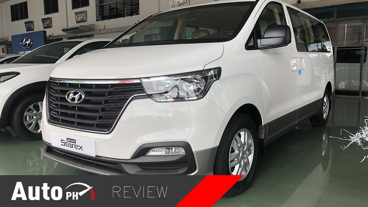 2019 Hyundai Grand Starex Gls Exterior Interior Review Philippines