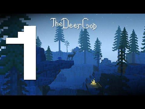 Прохождение The Deer God - #1: Пиксельный олень