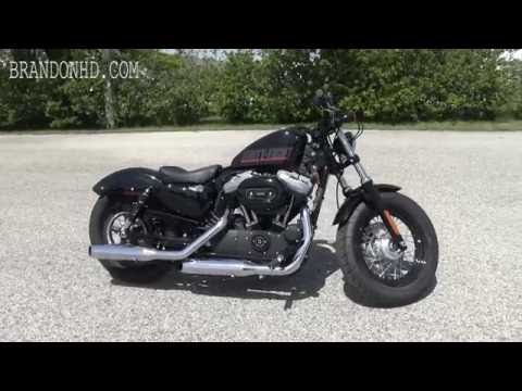 Used 2013 Harley Davidson Sportster 1200 48 for sale craigslist - YouTube