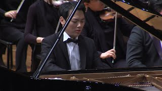 Download lagu Changyong Shin  신창용 - S. Rachmaninoff Piano Concerto No.2 in C minor, Op.18