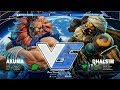 SFV: Echo Fox Tokido vs SPLYCE Filipino Champ - EVO 2017 Top 8 - CPT2017