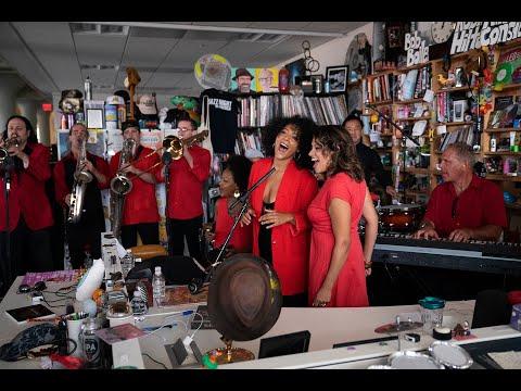 Live @ NPR Music Tiny Desk Concert