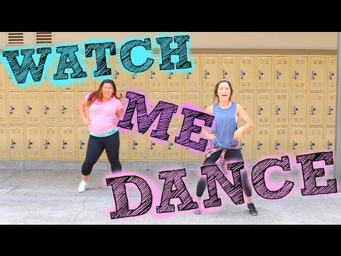 WATCH ME DANCE + MEETING KYLIE JENNER!!!