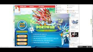 Phim | Hướng Dẫn Đổi Server trong Pokiwar 2.0 | Huong Dan Doi Server trong Pokiwar 2.0