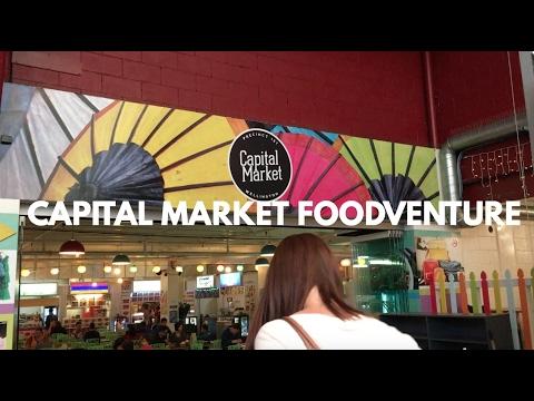 Capital Market Foodventure | Life with Marah