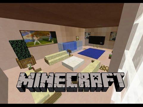 Minecraft: Ev Yapımı | İç Tasarım