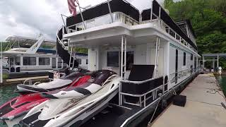 1999 Sumerset 18 x 85WB Houseboat For Sale on Norris Lake - Part 2