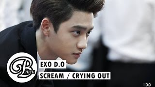 Video 168. EXO D.O - Scream / Crying Out (Bahasa Indonesia - Bmen) download MP3, 3GP, MP4, WEBM, AVI, FLV April 2018