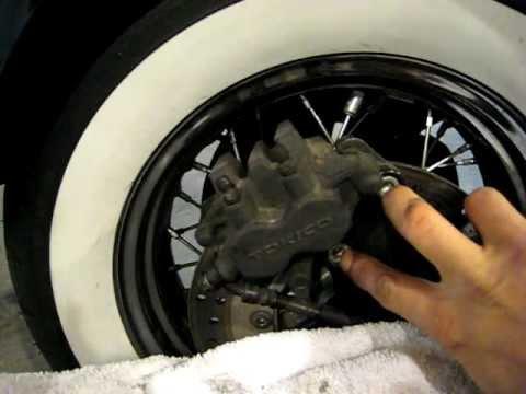 Kawasaki Vulcan Front Brake Pad