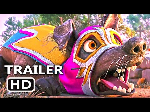 Thumbnail: COCO Official Trailer # 2 (2017) Disney Pixar Animation Movie HD