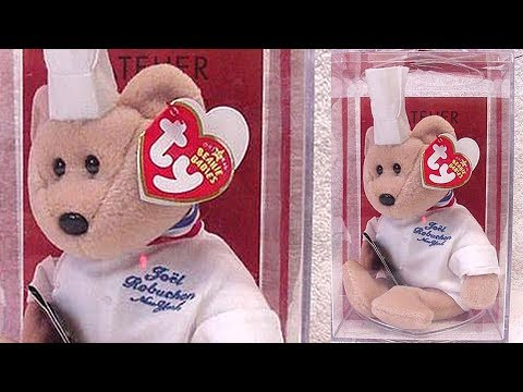 Top 10 Most Expensive Beanie Babies