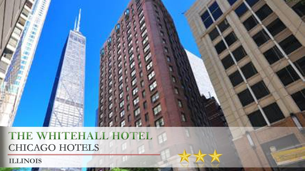 The whitehall hotel chicago hotels illinois youtube for Whitehall hotel chicago