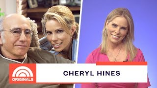 'Curb Your Enthusiasm' Star Cheryl Hines Talks Funniest Scenes With Larry David | TODAY Original