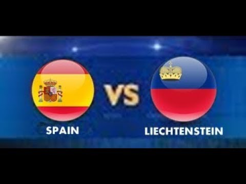 Spain vs Liechtenstein 8:0 All Goals , Highlights 05 September 2017