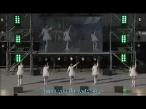 Tsuugaku Vector by C-ute [Cutie Circuit Five pt1]/ dub by Hannah & Zarah