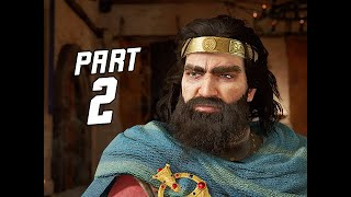 Assassin's Creed Valhalla Wrath of the Druids Gameplay Walkthrough Part 2