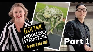 HOW TO MAKE \ Midollino Structure \ TECH TIME