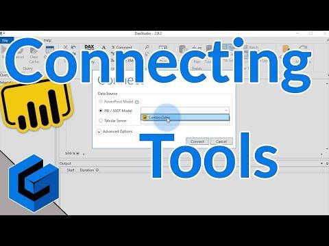 Create a Power BI Template file in Power BI Desktop | Guy in