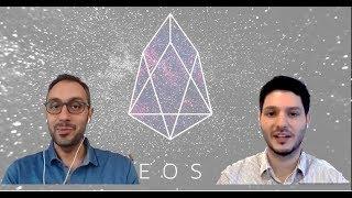 ما هي عملة الEOS ؟ شرح إنطلاق الشبكة الخاصة بهم مع صديق بطار