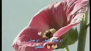 Arabic Karaoke: Georges Wassouf Ana Radi Bel Sahar