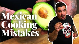 Youre Doing Mexican Food All Wrong! Heres Why  with Chef Aaron Sanchez