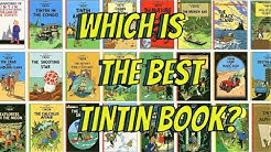 Which is the Best TINTIN Book? (Personal Top 6)