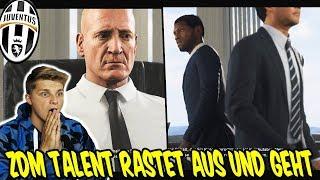 88 ZDM Talent rastet bei der Verhandlung aus und geht! - Fifa 19 Karrieremodus Juventus #35