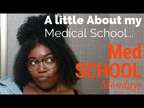 I Can't Say the Name of my Medical School... || Med School Mondays