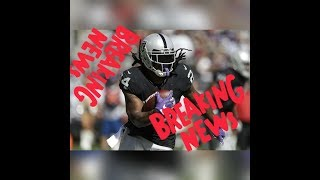 Oakland expected to cut Marshawn Lynch link in description