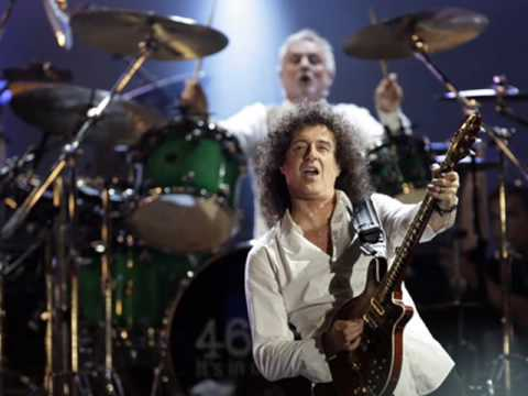 Queen + Paul Rodgers - Time to Shine