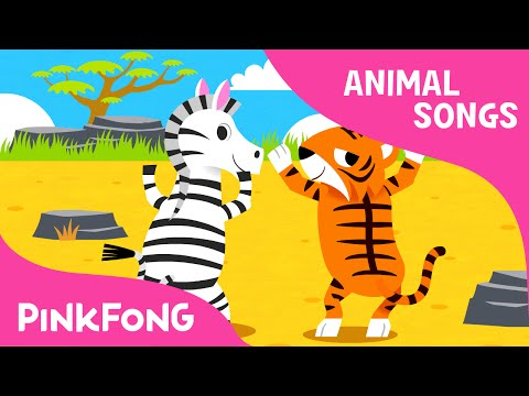 Whose Tails? | Animal Songs | PINKFONG Songs for Children thumbnail