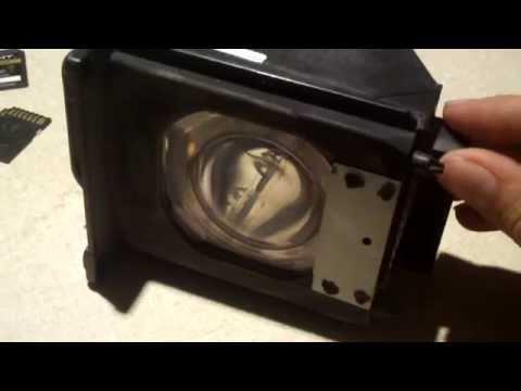 Видео Mitsubishi wd 57734