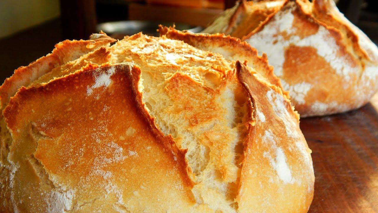 pan casero en tres minutos solo tres ingredientes