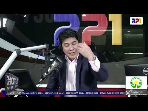 TUTOK ERWIN TULFO | April 25, 2018