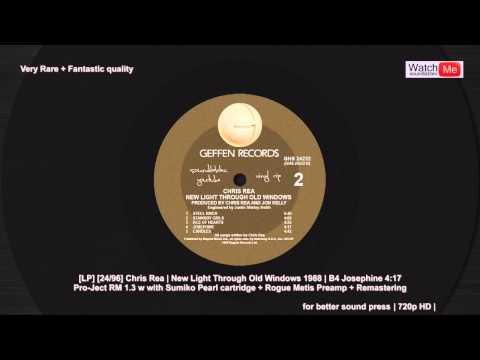 Chris Rea - Josephine 1988 (very rare version)