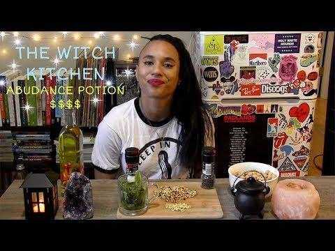Abundance / Money Potion (Edible Spells) - The Witch Kitchen