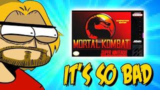 LOOKING BACK: Mortal Kombat on SNES